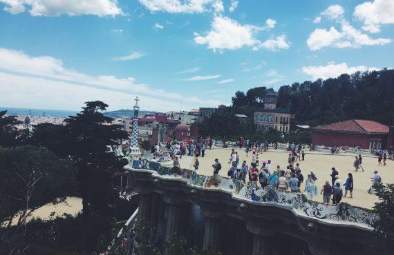 Gaudi's Playground