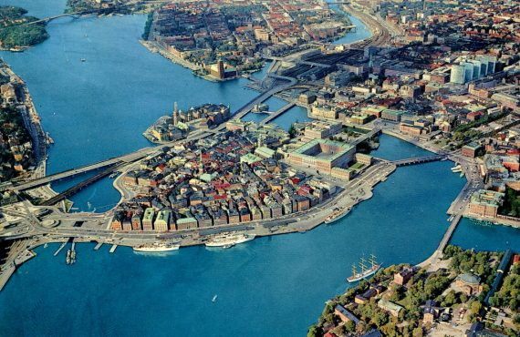 Stockholm Syndrome – Fall In Love With Your Swedish Captor