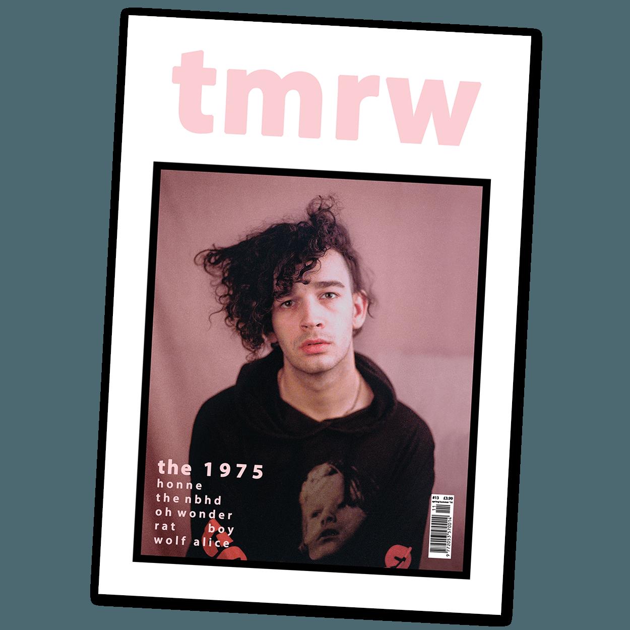 TMRW Magazine Latest Issue