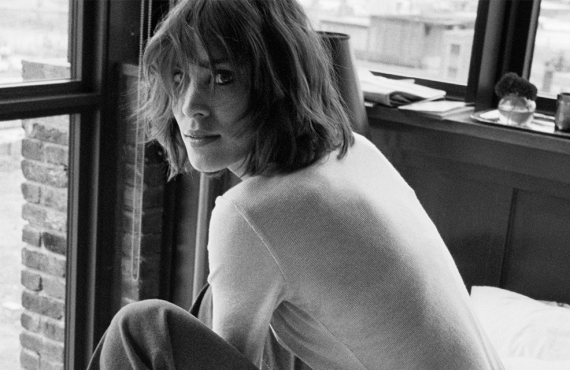 Alexa Chung is the new face of AG's Fall '16…