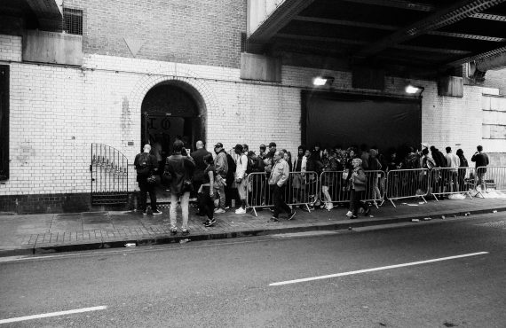 kanye west launches 'life of pablo' temporary store in old…