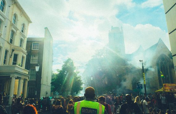 A cynical experience of Notting Hill Carnival
