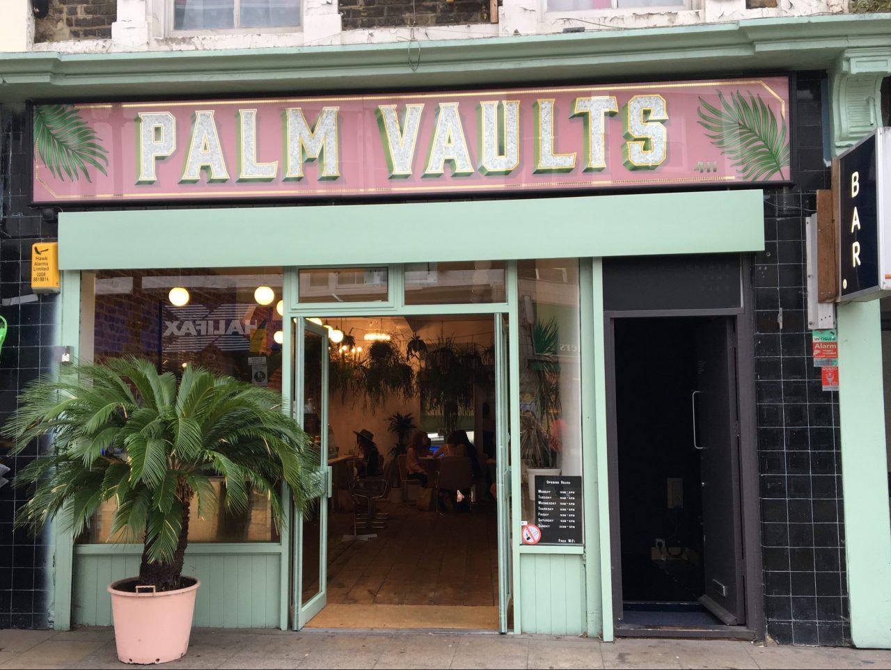 palm vaults: miami on mare street