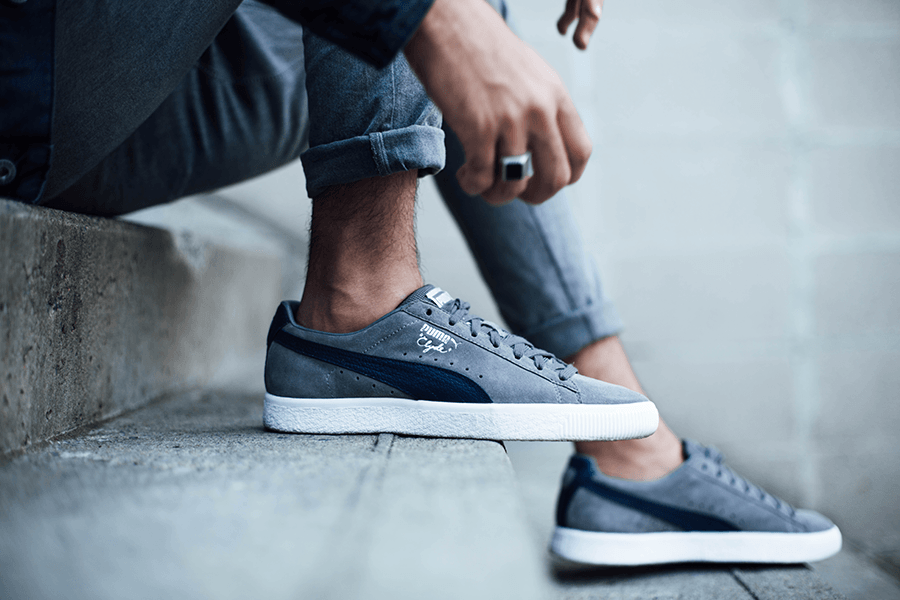 PUMA release the Clyde B&C pack