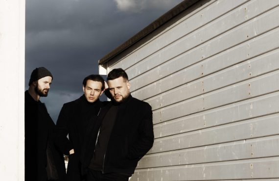 Suffering the Sky with Charles Cave of White Lies
