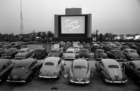 Dumping The Dump Month: Cinema and September