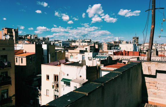 Now and forever besotted by Barcelona