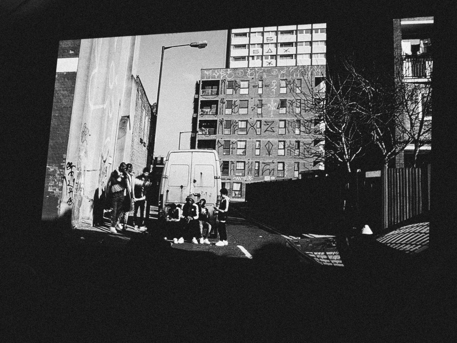 We attended the premiere of A$AP Rocky's new short film