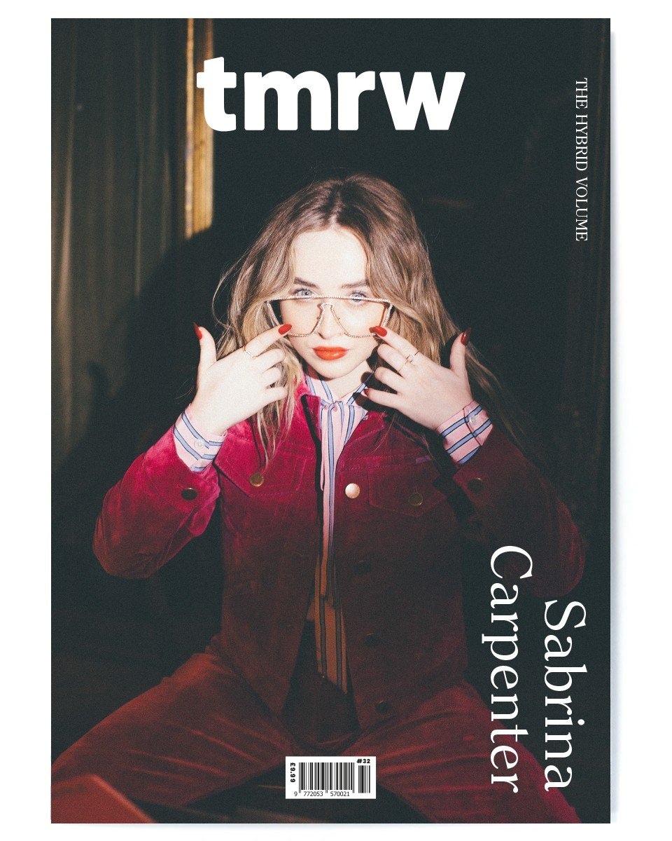 The Hybrid Issue - Sabrina Carpenter